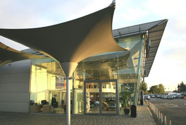Mahon Fox Automotive architecture and engineering Ford Garage