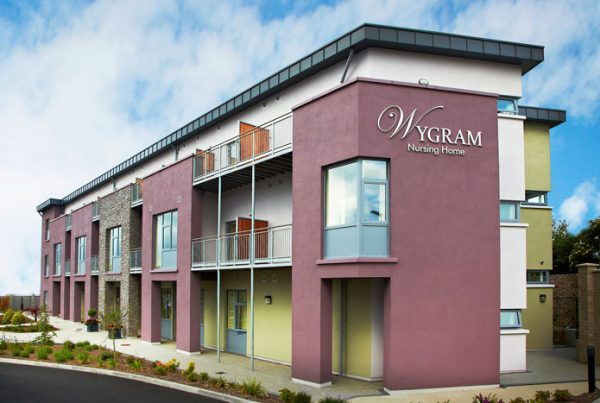 Mahon Fox Healthcare architecture and engineering Wygram Nursing Home